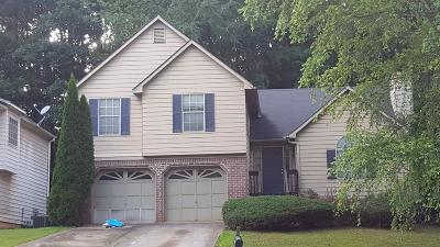 Single Family Home For Sale: 2170 Sandell Trail SW
