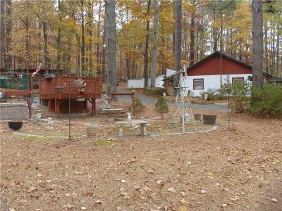 Woodstock Single Family Home For Sale: 14785 Highway 92