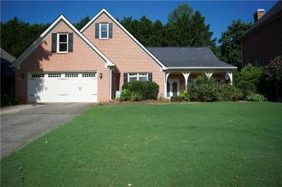 Alpharetta  Single Family Home For Sale: 5500 Vicarage Walk