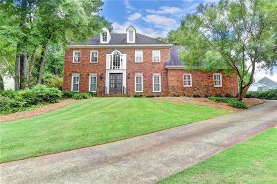 Single Family Home For Sale: 3621 Sope Creek Farm SE