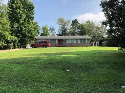 Carrollton Single Family Home For Sale: 20 Mary Ella Drive
