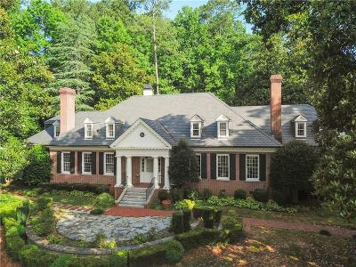 Buckhead Single Family Home For Sale: 549 Broadland Road NW