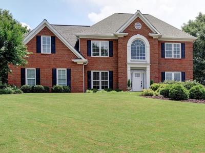 Milton Single Family Home For Sale: 105 Wynstead Court