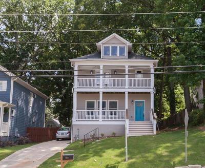 Atlanta Single Family Home For Sale: 1479 Memorial Drive SE