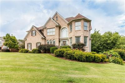 Johns Creek Single Family Home For Sale: 10752 Brent Circle