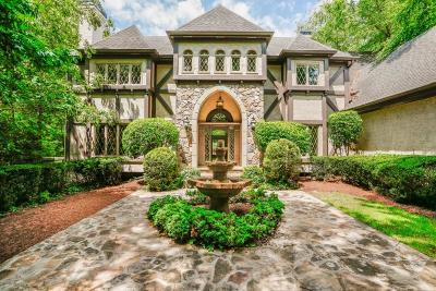 Sandy Springs Single Family Home For Sale: 310 Green Park Court