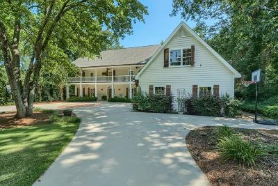 Sandy Springs Single Family Home For Sale: 9065 Huntcliff Trace