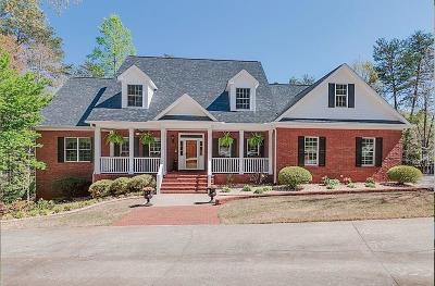 Lumpkin County Single Family Home For Sale: 446 White Pine Drive