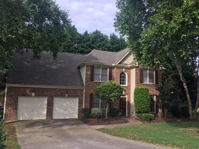 Alpharetta  Single Family Home For Sale: 4065 Weatherford Circle