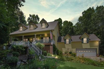 Cartersville Single Family Home For Sale: 54 Timberlake Cove NE