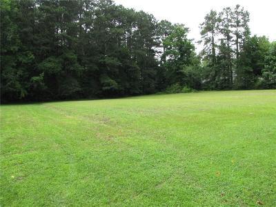 Acworth Land/Farm For Sale: 3056 Hickory Grove Road NW
