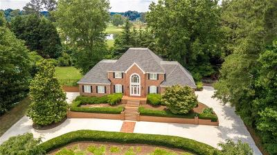 Johns Creek Single Family Home For Sale: 9425 Riverclub Parkway