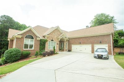 Buford Single Family Home For Sale: 2207 Democracy Drive