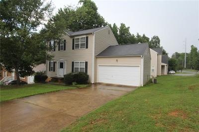 Single Family Home For Sale: 1317 Ling Drive
