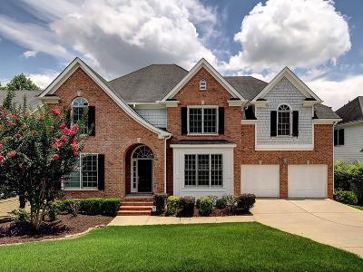 Smyrna Single Family Home For Sale: 5003 Lake Mist Drive