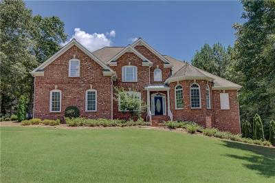 Dacula Single Family Home For Sale: 2883 Edwards Estate Circle