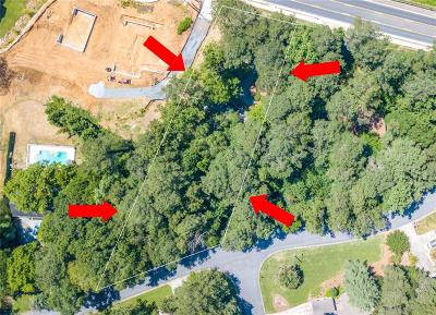 Residential Lots & Land For Sale: 3785 Lower Roswell Road