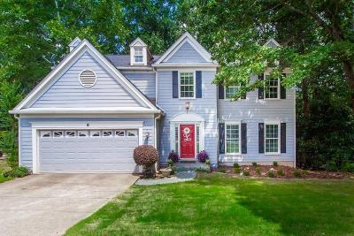 Alpharetta Single Family Home For Sale: 6500 Maid Marion Close