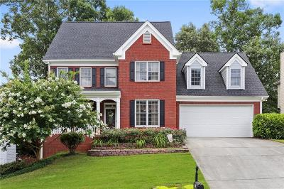 Grayson Single Family Home For Sale: 2545 Potomac View Court