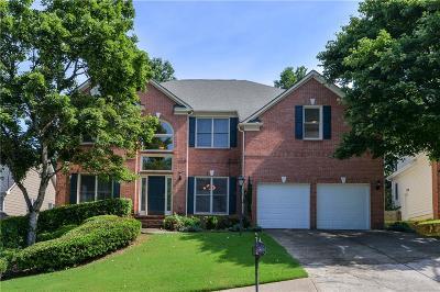 Smyrna Single Family Home For Sale: 4245 Millside Walk SE