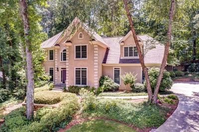Marietta GA Single Family Home For Sale: $373,500