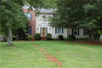 Gwinnett County Single Family Home For Sale: 1047 Gwens Trail SW