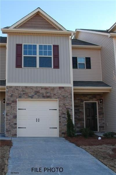 Canton Condo/Townhouse For Sale: 277 Valley Crossing #207