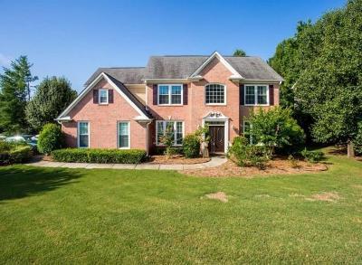 Alpharetta  Single Family Home For Sale: 1195 Rosewood Drive