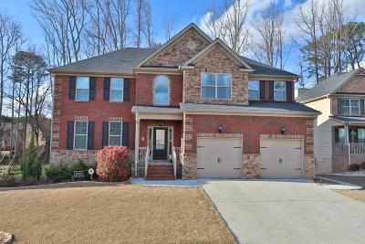 Lawrenceville Single Family Home For Sale: 1463 Josh Valley Lane