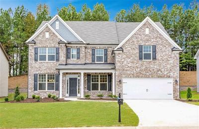 Canton GA Single Family Home For Sale: $344,990