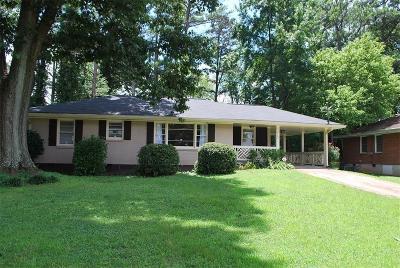 East Atlanta Single Family Home For Sale: 2185 Brannen Road SE