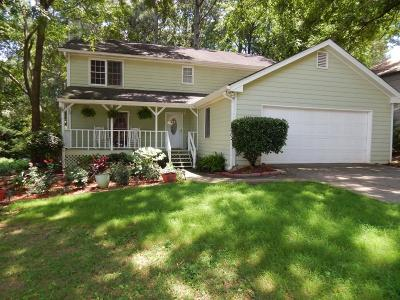 Lilburn Single Family Home For Sale: 4506 Modeen NW