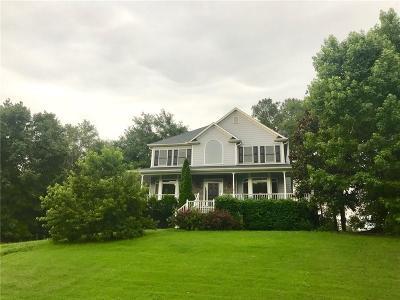 Euharlee Single Family Home For Sale: 16 Devin Lane