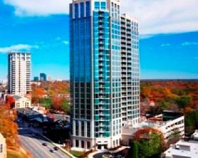 Condo/Townhouse For Sale: 2795 Peachtree Road NE #505