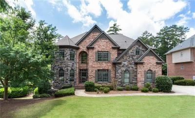 Johns Creek Single Family Home For Sale: 10570 Highgate Manor Court