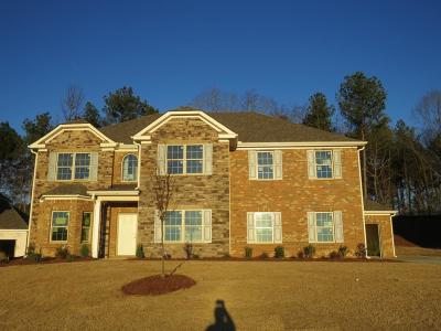 Loganville Single Family Home For Sale: 3648 Spring Place Court