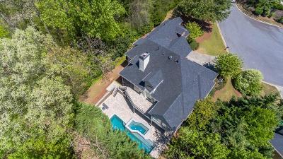 Dunwoody Single Family Home For Sale: 4816 Ashford Lane