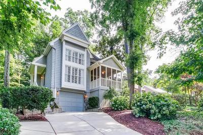 Morningside Single Family Home For Sale: 1266 University Drive NE