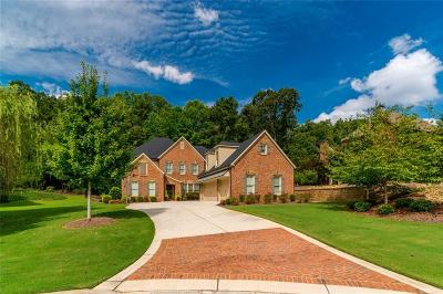 Kennesaw Single Family Home For Sale: 1365 Kilmarnock Point NW