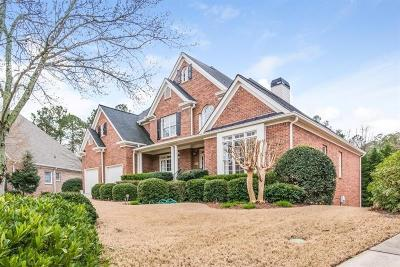 Roswell Single Family Home For Sale: 4615 Chartley Way NE