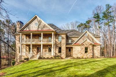 Roswell Single Family Home For Sale: 1025 Jones Road