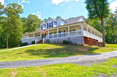 Oxford Single Family Home For Sale: 943 Lake Stone Lea Drive