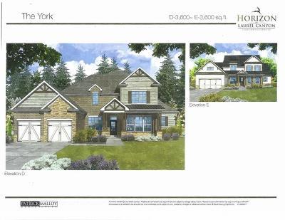 Canton Single Family Home For Sale: 308 Sunrise Ridge