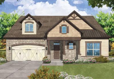 Canton Single Family Home For Sale: 424 Horizon Trail