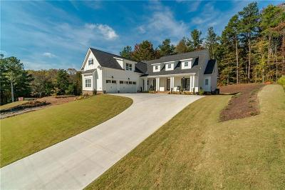 Powder Springs Single Family Home For Sale: 002 Sunburst Drive