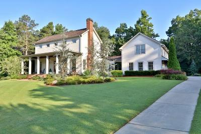 Dawsonville Single Family Home For Sale: 166 Lakeside Drive