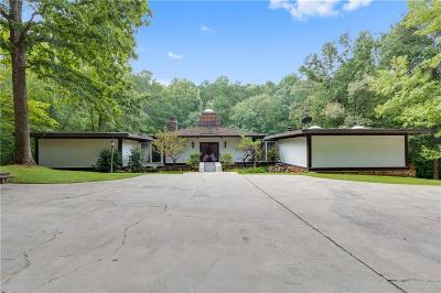 Stone Mountain Single Family Home For Sale: 1774 Chartwell Trace