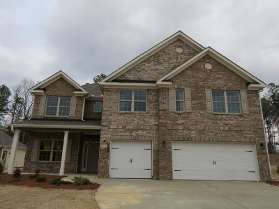 Loganville Single Family Home For Sale: 3658 Spring Place Court