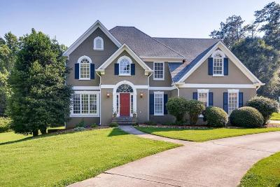 Milton  Single Family Home For Sale: 1865 Redd Road