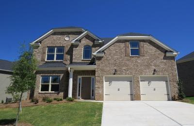Loganville Single Family Home For Sale: 3628 Spring Place Court